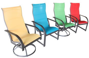 Single Layer Replacement Slings For Many Styles Of Fabric Sling Outdoor  Patio Chairs And Chaises. Part 76
