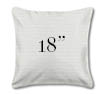 """Outdoor Pillow 18"""" Square"""
